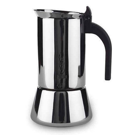 Bialetti 06968 Venus Stainless Espresso Maker, 4 Cup