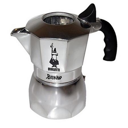 Bialetti 07008 Brikka Stovetop Espresso Maker, 2 Cup