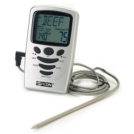 Cdn Dtp482 Proaccurate Digital Programmable Therm./timer