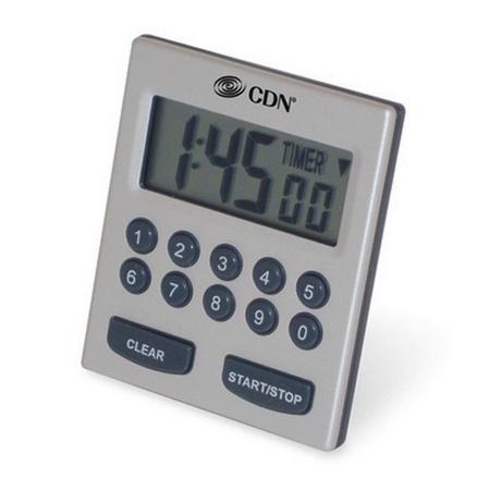 Cdn Tm30 Direct Entry 2-alarm Timer