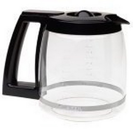 Cuisinart Dcc-1200prc Black 12 Cup Coffee Carafe