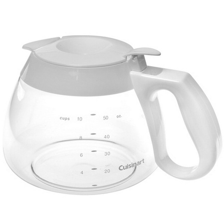 Cuisinart Dcc-rc10w 10-cup White Coffee Carafe