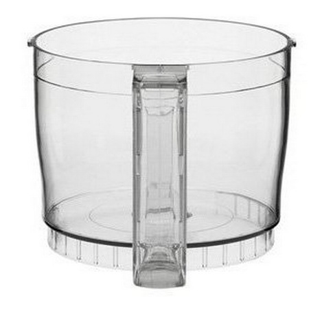 Cuisinart DLC-2AWB-1 Work Bowl with Clear Handle, 3-Cup