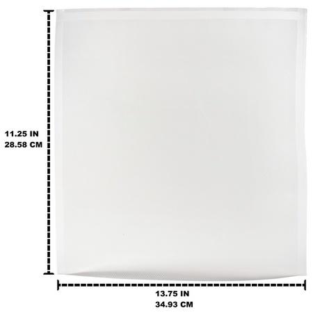 Gallon Size 11x14 Bags. Fits Tilia Foodsaver Vacuum Sealer