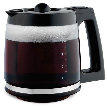 Hamilton Beach 990117800 Coffeemaker Carafe 12 Cup fits 49980Z, 49983, 49618, 46300, 49976