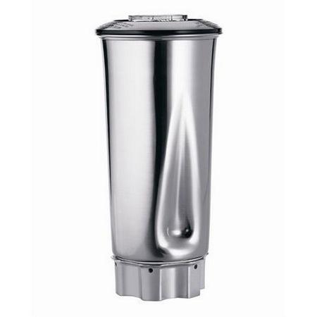 Hamilton Beach 6126-250s Stainless Blender Jar Assembly for Hbb250s