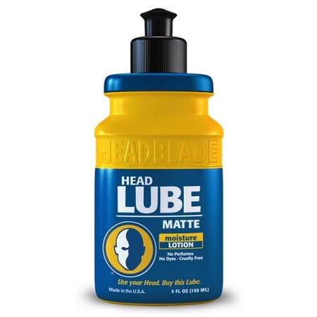 HeadBlade HeadLube Matte, 5 Ounce Bottle