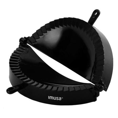 IMUSA IMU-71006W Jumbo Black Empanada Maker