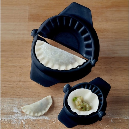 IMUSA IMU-71096W Dumpling & Empanada Press