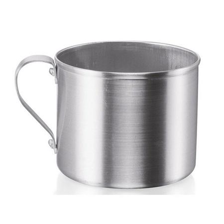 IMUSA R200-12 Aluminum Drinking Cup Mug 1.25 Quart.