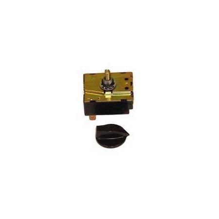 Jiffy Steamer 0199 J-4/4000 Switch and Knob