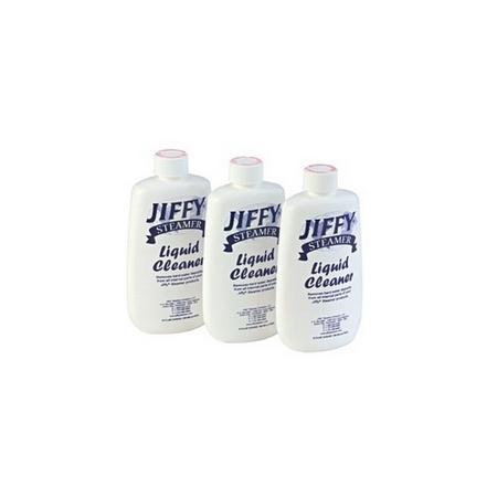 Jiffy Steamer 0899 Jiffy Liquid Cleaner, 3-pack