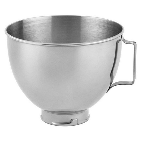 KitchenAid 4.5 Quart Stainless Steel Mixer Bowl With Handle