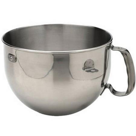 Kitchenaid Kn2b6peh Mixer Stainless Steel 6 Quart Bowl