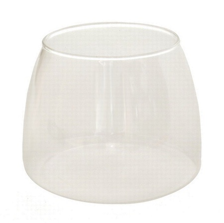 KitchenAid KPCGRND 4176728 7 Ounce Lower Glass Hopper Jar for Burr Coffee Bean Grinder