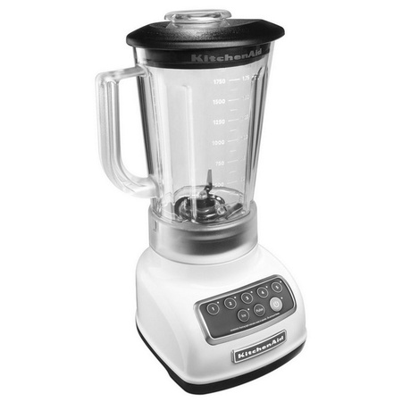 Kitchenaid KSB1570WH 5-Speed Blender, White