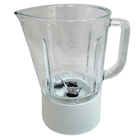 KitchenAid W10279528 Glass Blender Jar Assembly White