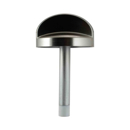MBES035 Knob Chrome with Long Stem fits Mabe
