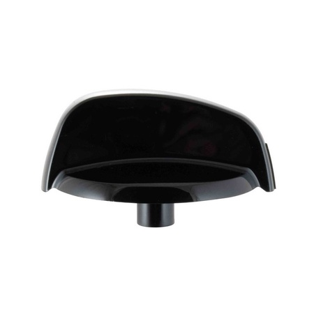 Univen Stove Range Oven Burner Knob Black Compatible with GE Mabe 222D1140 KIP 5F30