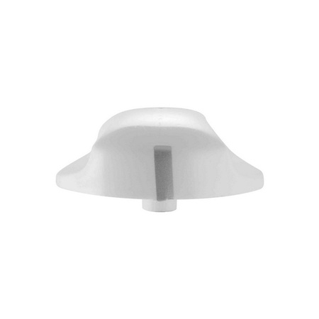 MBES095 Knob White fits Mabe