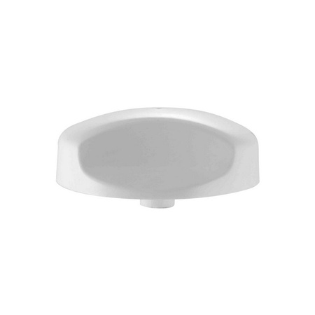 Univen Stove Range Oven Burner Knob White Compatible with GE Mabe