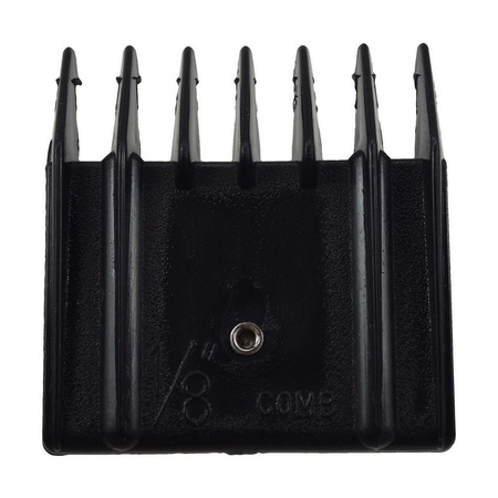 Miaco Universal Clipper Guide Comb Guard Set, 7 Pieces fits Oster Classic 76, A5, Andis AG, BG, Wahl, etc