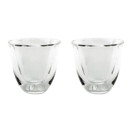 Mian Double Walled Thermo Espresso Glasses, Set of 2