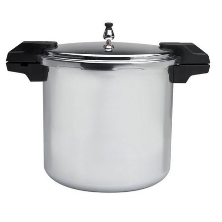 Mirro 22 Quart Aluminum Pressure Cooker and Canner