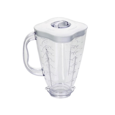 Oster 6 Cup Clover Leaf Plastic Blender Jar With Lid