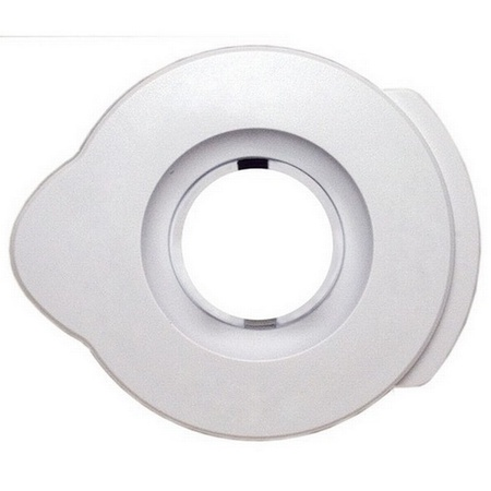 """Oster 124462-000-805 Jar Lid, 5"""" Round, White"""