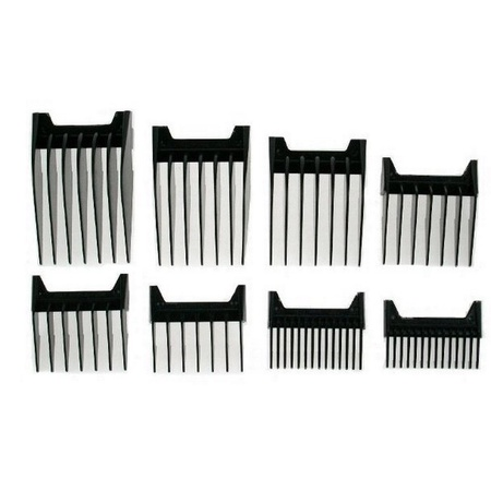 Oster 76926-800 Comb Set for Adjustable Pivot Clippers, 8 Pieces