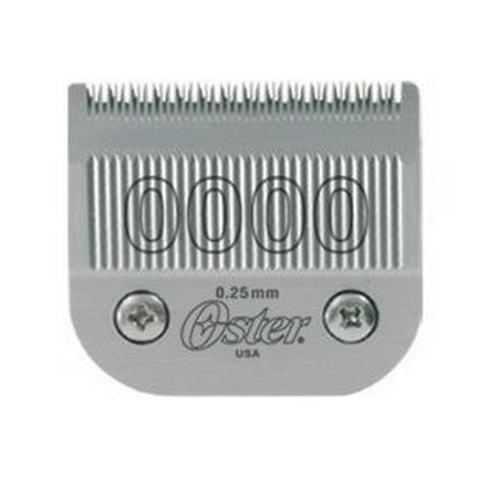 Oster Clipper Blade Size 0000 Close To Shave