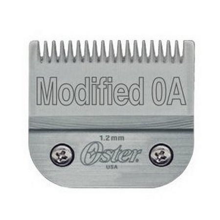 Oster Clipper Blade Size Modified Oa