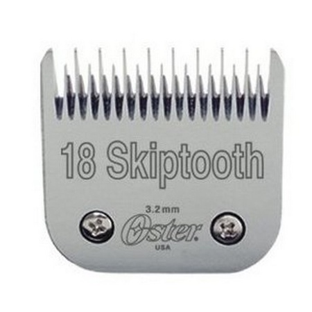 Oster Clipper Blade Size 18 Skip Tooth