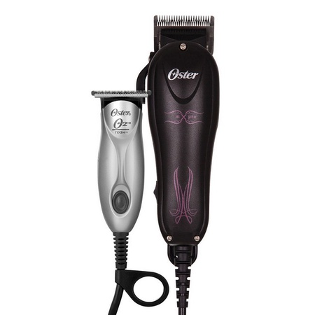 Oster Professional 76370-010 Oster Mx Pro and Teqie Combo Kit