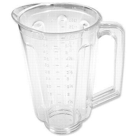Plastic 44 Oz Jar Fits Most Hamilton Beach Domestic Models