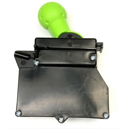 Power Wheels 3900-3893 Shifter Assembly with Green Round Handle fits Dune Racer
