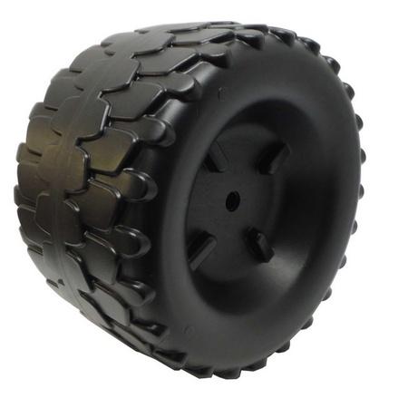 Power Wheels B7659-2459 Wheel fits Jeep Wrangler