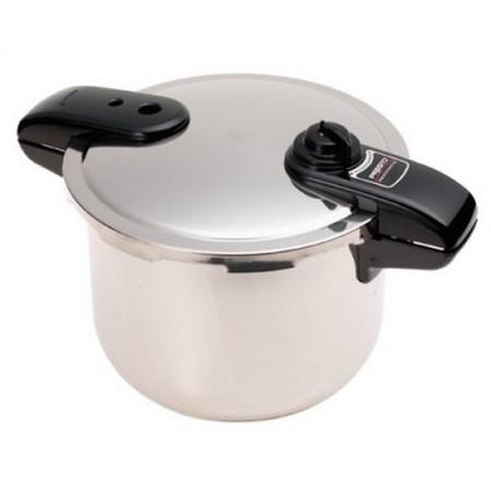 Presto 01370, 8 Quart Stainless Steel Pressure Cooker