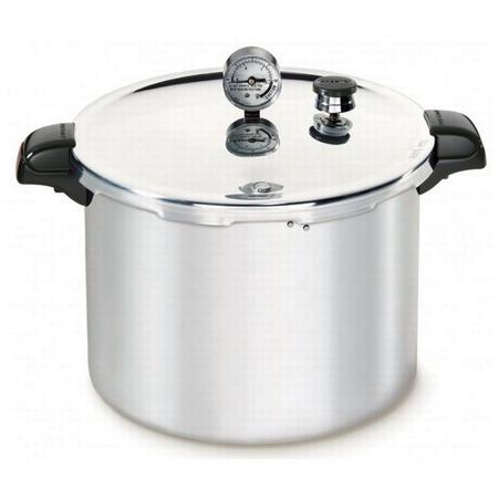 Presto 01755, 16 Quart Aluminum Pressure Cooker Canner