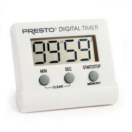 Presto 04213 Electronic Timer