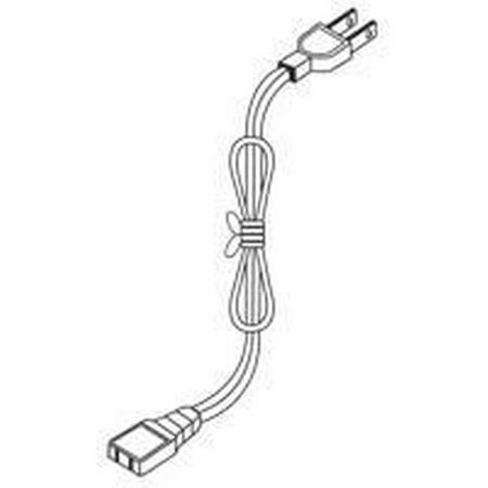 Presto 36276 Electric Cord fits Stainless Steel Coffee Makers