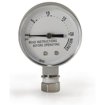 Presto 85374/85729 Pressure Cooker and Canner Gauge