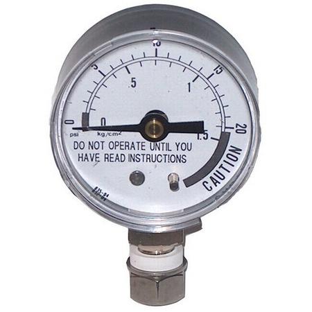 Presto 85772/82121/82237 Pressure Cooker and Canner Gauge.