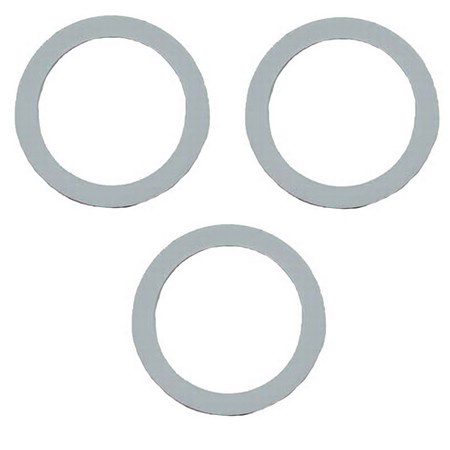 Rubber O-ring Gasket Seal for Oster & Osterizer, 3 Pack