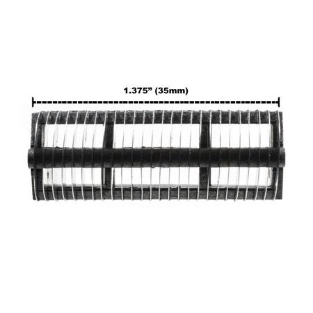 ShaverAid Cutter Blade fits Braun 3000 Series System 1-2-3 Shavers (American)