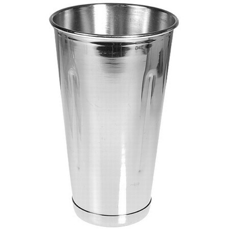 Stainless Steel Drink Mixer Cup, Fits Hamilton Beach 936, 950 and Other Drink Mixer