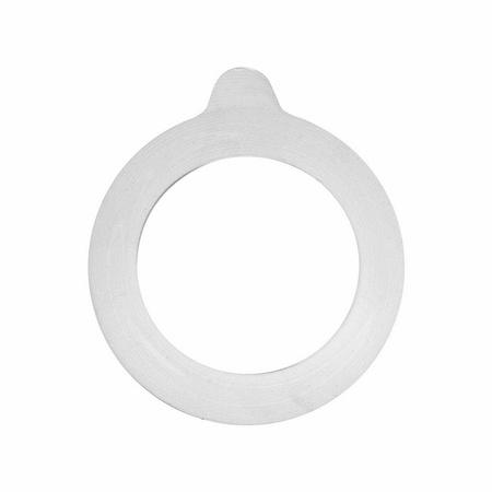 "Sunshine Mason Co, Wire Bail Rubber Jar Gaskets 3.15"" (80mm) fits Bormioli Fido Jars Made in USA 12 Pieces"