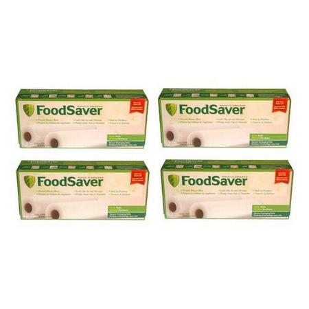 Tilia Foodsaver 11 Inch Vacuum Sealer Roll, 8 Pack