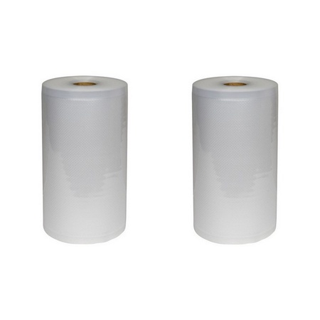 "Univen 6"" x 100' (2 x 50') Vacuum Sealer Rolls fits Tilia Foodsaver Vacuum Sealers 2 Pack"